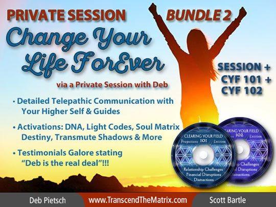 Private Session Bundle CYF101 102 Deborah Pietsch