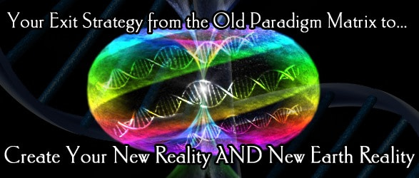 Create Your New Reality - Vesica Piscis