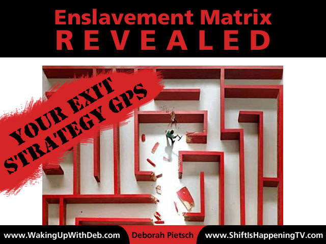 Enslavement Matrix Revealed