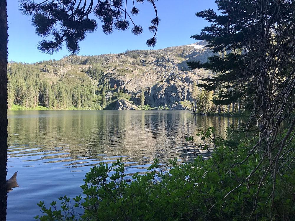 Castle Lake Mt Shasta CA