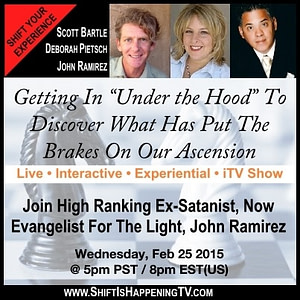 Getting in under the hood - John Ramirez webinar