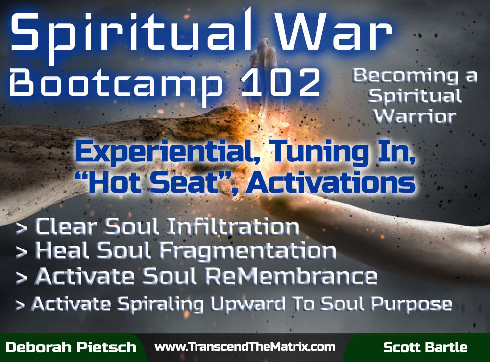Spiritual War Bootcamp 102