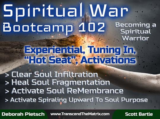 Spiritual War Bootcamp 102