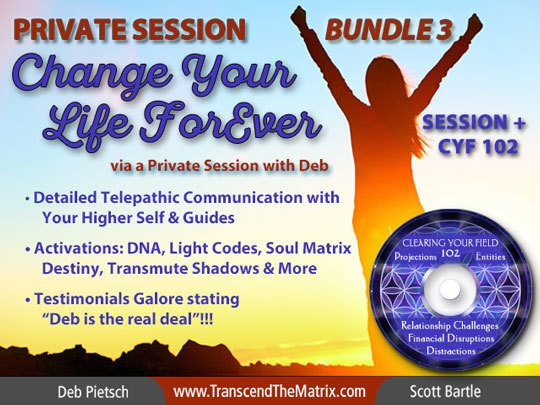 Private Session Bundle CYF102 Deborah Pietsch