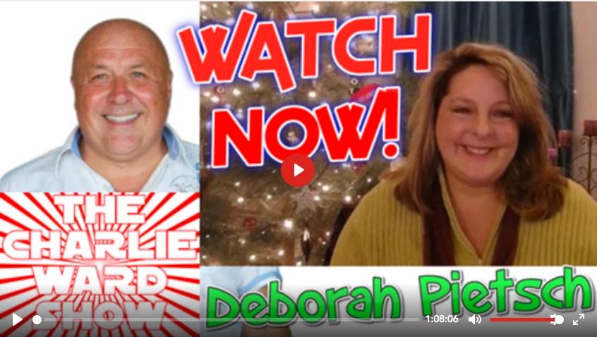 Escape The Matrix with Deborah Pietsch & Charlie Ward