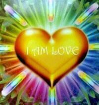 I Am Love Heart