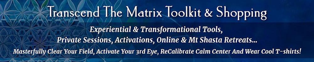 Transcend The Matrix Toolkit Scott Bartle & Deb Pietsch TTM Shopping