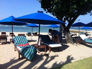 Bali Beach 2014 - Deb & Scott